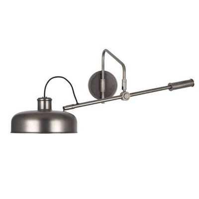 Albert Swing Arm Wall Sconce - Y Lighting