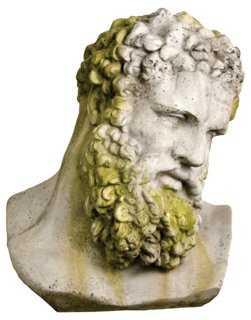 Hercules Bust - One Kings Lane