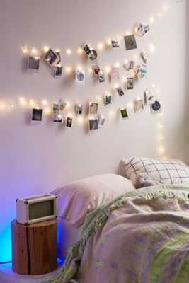 Firefly Clip String Lights - Urban Outfitters