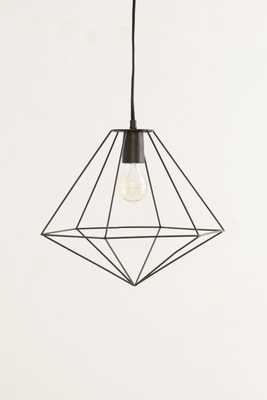 Magical Thinking Geo Diamond Pendant - Urban Outfitters