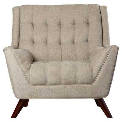 Davis Arm Chair - Dove Grey - Wayfair