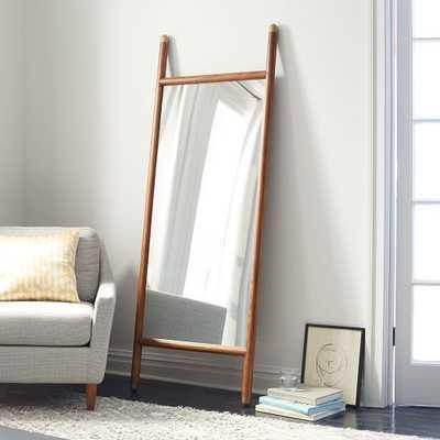 Mid-Century Dowel Mirror - West Elm