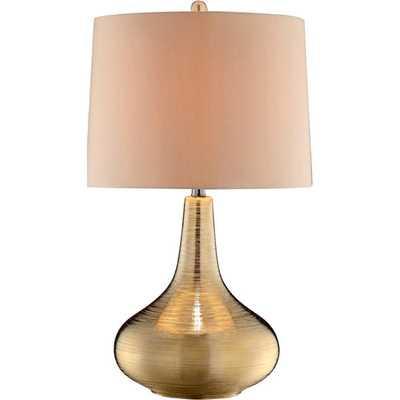Mizar Table Lamp - Overstock