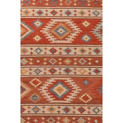 Canyon Kilim Woven Rug - graciousstyle.com