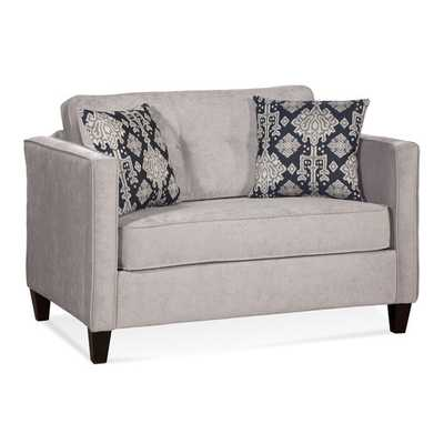 Elizabeth Cuddler Sleeper Loveseat - AllModern