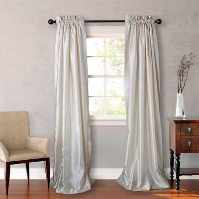 Parquet Curtain Panel - Wayfair