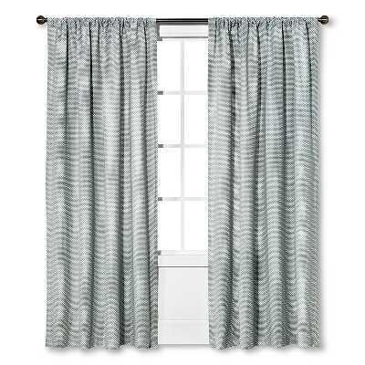 """Nate Berkusâ""""¢ Woven Curtain Panel-54""""W x95""""L - Target"""