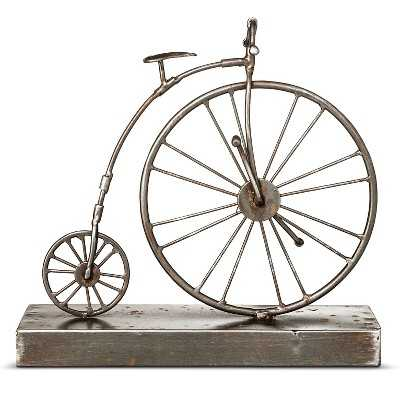 "Bicycle Figurine - The Industrial Shopâ""¢ - Target"