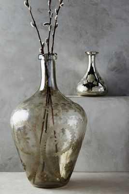 Moonshod Mercury Vase - Anthropologie