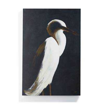 White Heron I Wall Art - Grandin Road