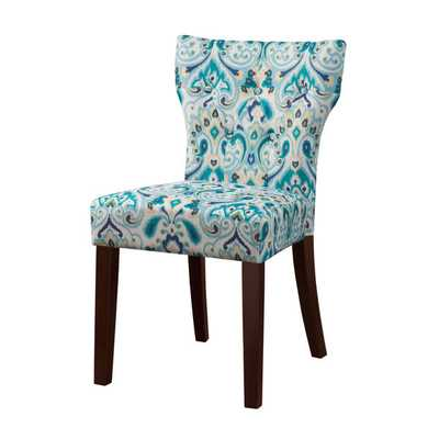 Madison Park Hayes Tufted Back Dining Chair (Set of 2) - Overstock
