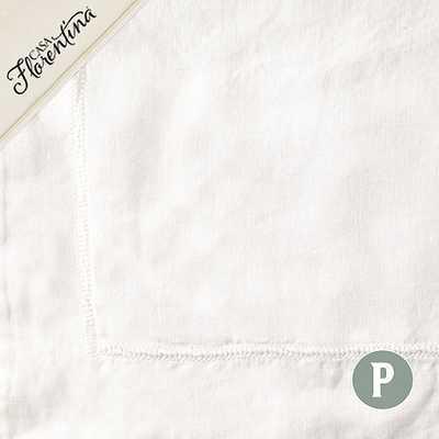Casa Florentina Washed Linen Sheet Set - Ballard Designs