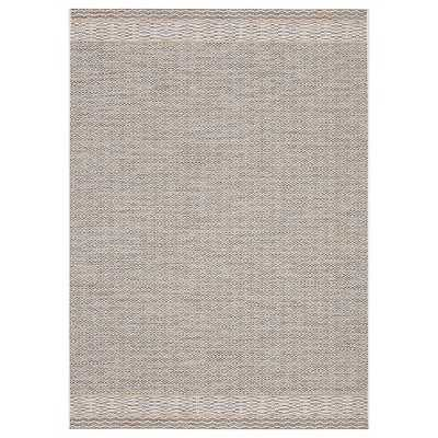 Balta Anya 8' x 10' Outdoor Patio Rug - Gray - Target