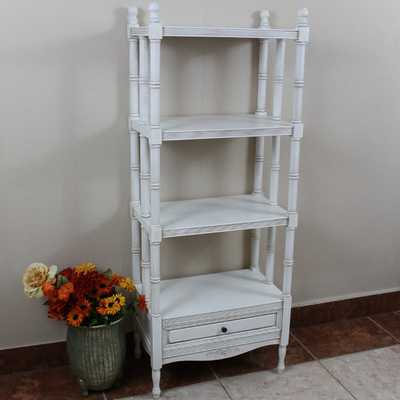 "Windsor 55"" Standard Bookcase - Wayfair"