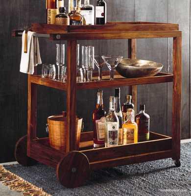 Roost Thorson Bar Cart - modishstore.com