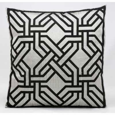 "Forever Throw Pillow - 18"" x 18"" -  Polyester/Polyfill - Wayfair"