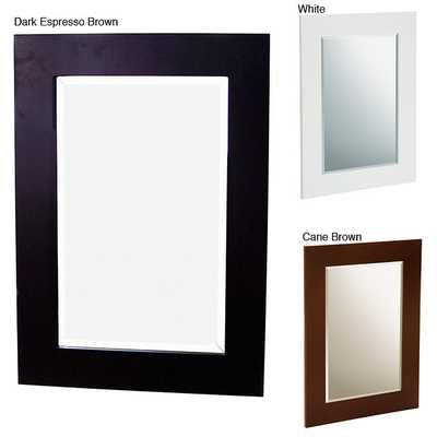 Boulevard Wall Mirror by Elegant Home Fashions - Overstock