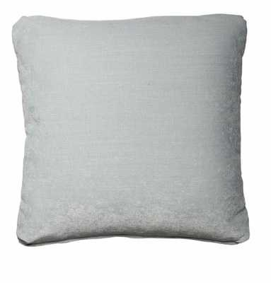 Pair Accent Pillows, Vapor, 18 x 18 - Insert Sold Separately - Domino