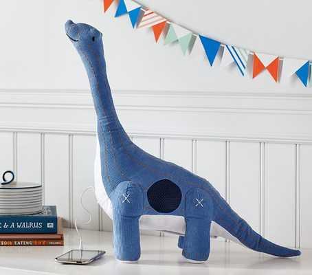 Dino Plush Speaker - Pottery Barn Kids