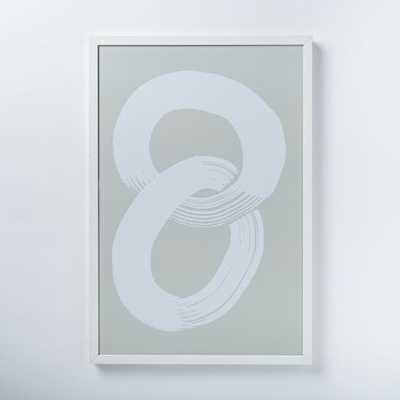 Julia Kostreva Print - Rings - West Elm