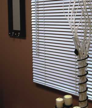 "1 inch Wood Blinds - 34""W x 58"" L - blinds.com"