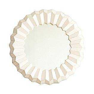 Mosaic Mirror - White - Domino