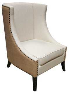 Aiden Accent Chair - One Kings Lane