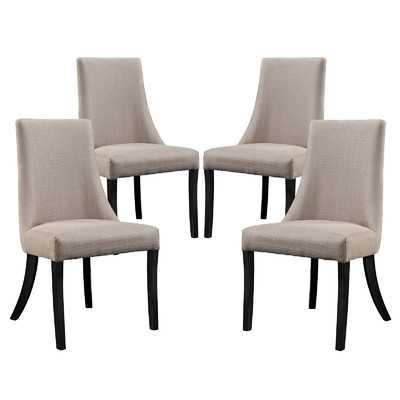 Reverie Side Chair (Set of 4) - Wayfair