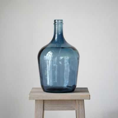 Bottleneck Vase - Small - Blue - shopterrain.com