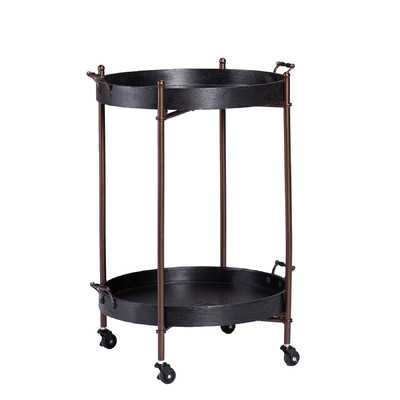 Asher Kitchen Cart - Wayfair