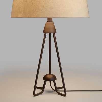 Iron Hairpin Kent Table Lamp Base - World Market/Cost Plus