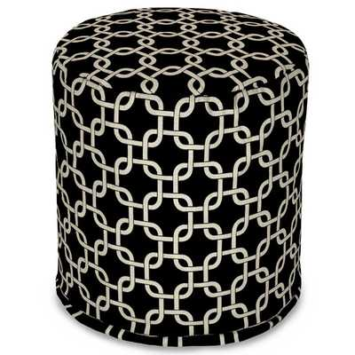 Links Small Pouf - AllModern