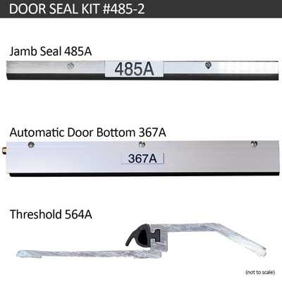ACOUSTIC DOOR SEAL KIT - Acousticalsolutions.com