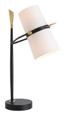 ALOK TABLE LAMP - Dwell Studio
