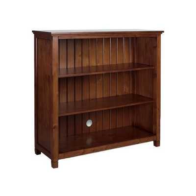 Beadboard 3-Shelf Bookcase - Pottery Barn Teen