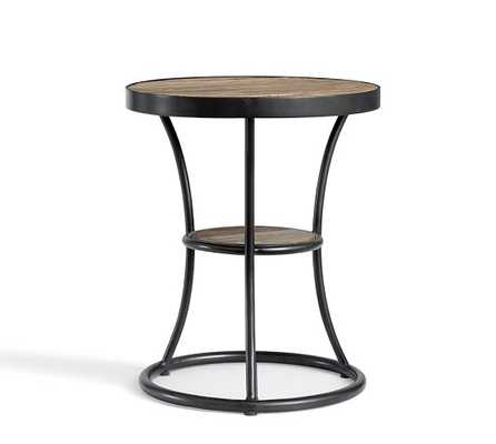 Bartlett Metal Side Table - Pottery Barn