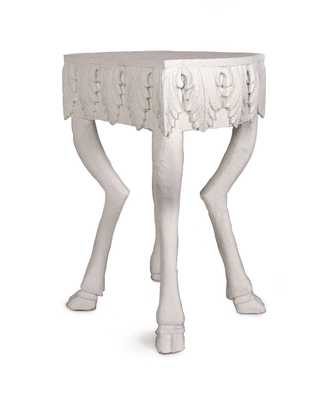 """Stag Leg Accent Table - 21"""" - Bliss Home and Design"""