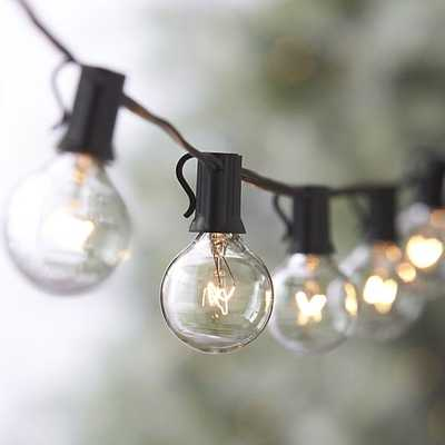 Globe String Lights - Crate and Barrel