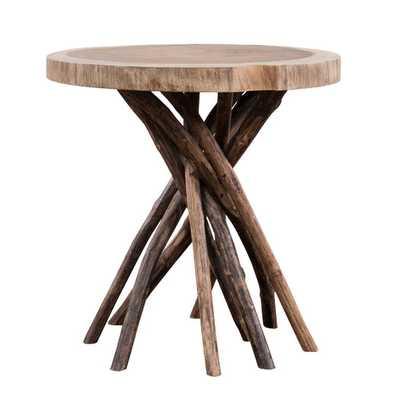 Liberte End Table - Natural - AllModern