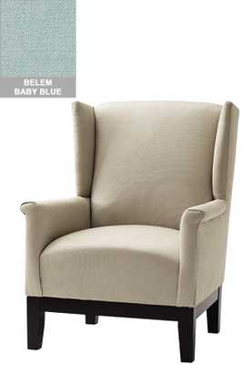 CUSTOM AMY WINGBACK CHAIR - Home Decorators