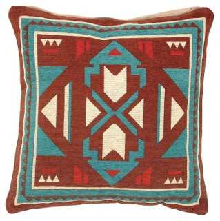 Bukagi Jacquard 18x18 Pillow - One Kings Lane