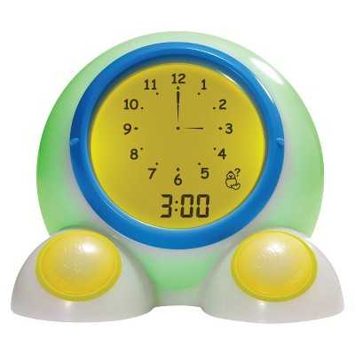 Talking Bedside Alarm Clock and Night-Light - Target