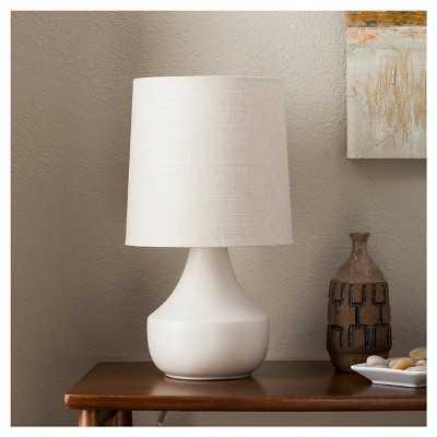 """Wren Accent Lamp - Cream - Thresholdâ""""¢ - Target"""
