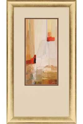 "MESA PANELS FRAMED WALL ART- Mesa Panels II - 45""Hx25""Wx2""D.- Framed - Home Decorators"