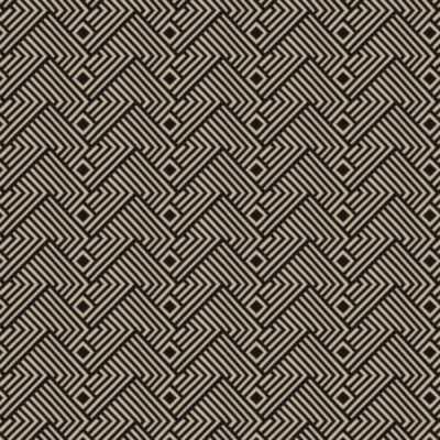 Deco Double - Black - Loom Decor