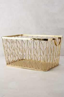 Sundridge Basket - Anthropologie