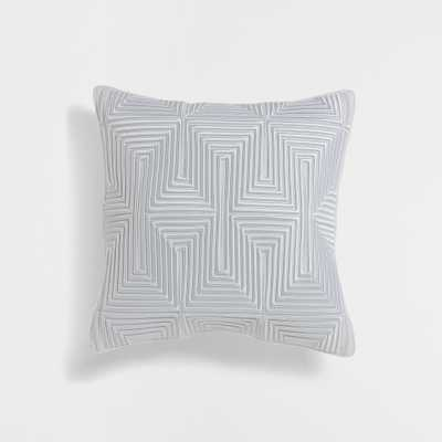 "EMBROIDERED CUSHION COVER - 15,5 x 15,5 "" - no insert - Zara Home"