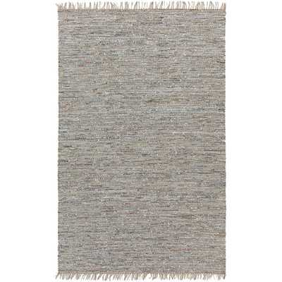Papilio : Hand-Woven Lynne Stripe Reversible Rug - Overstock