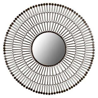 Safavieh New Victoria Mirror - Brown - Target