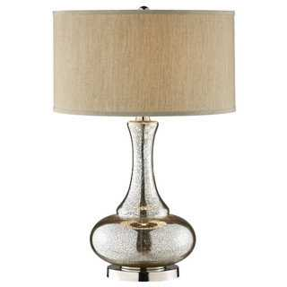 Linore Glass Table Lamp - Overstock